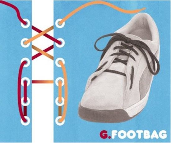 Fashion & Beauty: 15 Wonderful Ways To Tie Your Shoes